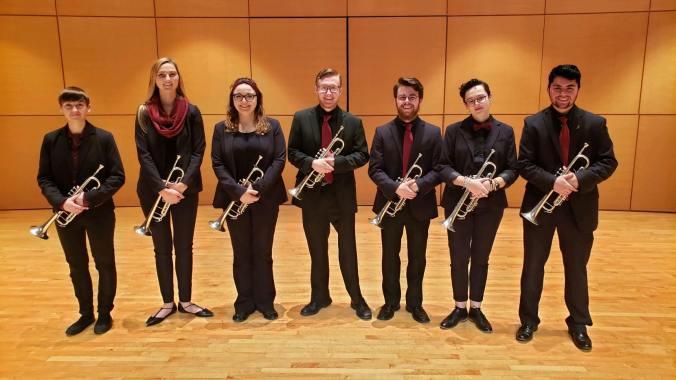 Trumpet Septet - 2020